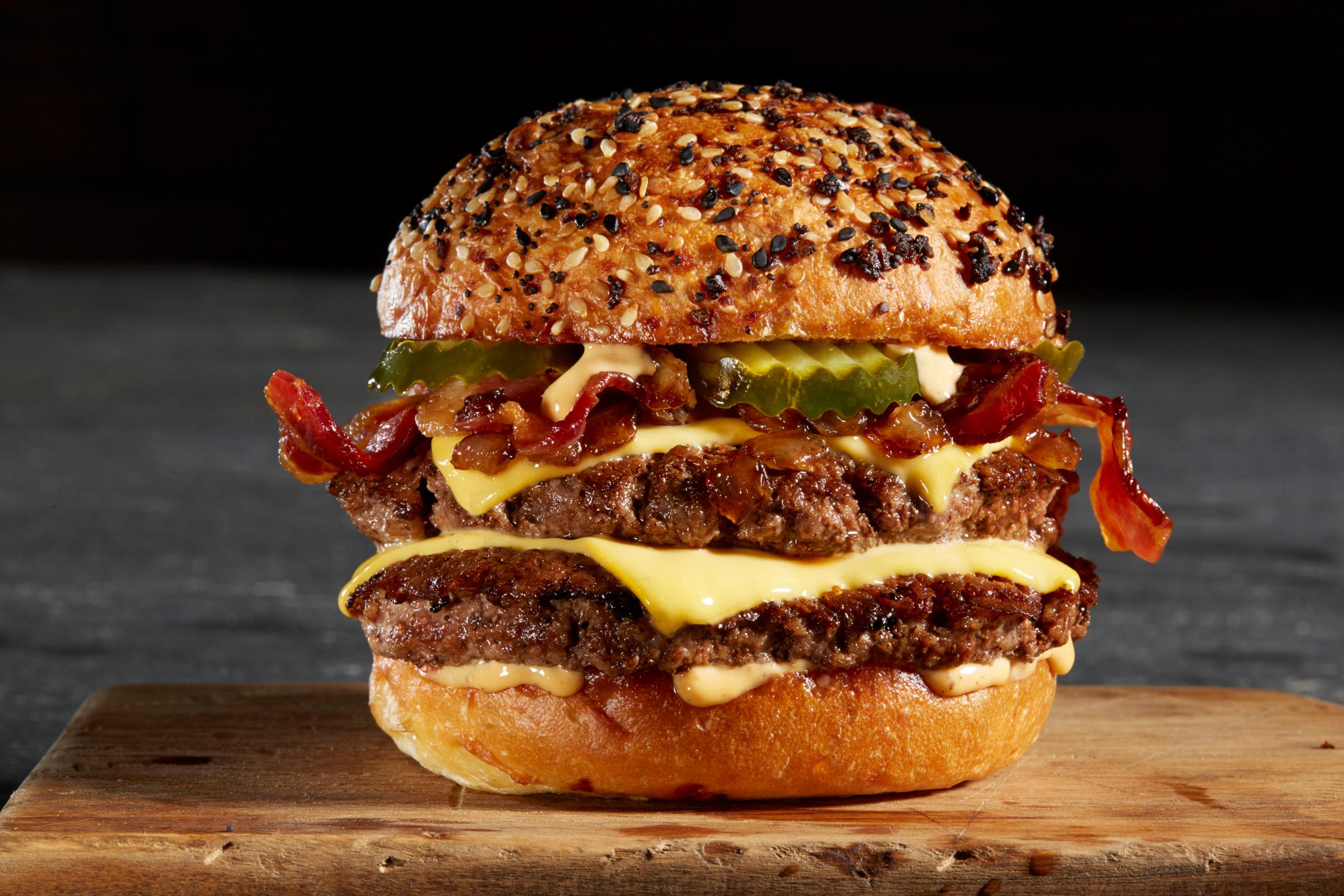 NY Attitude Burger